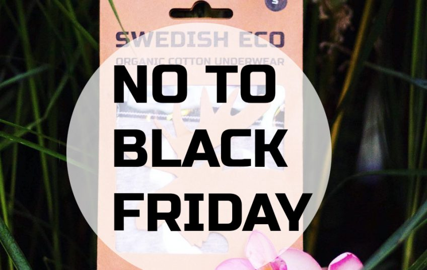 Swedish Eco says no to Black Friday