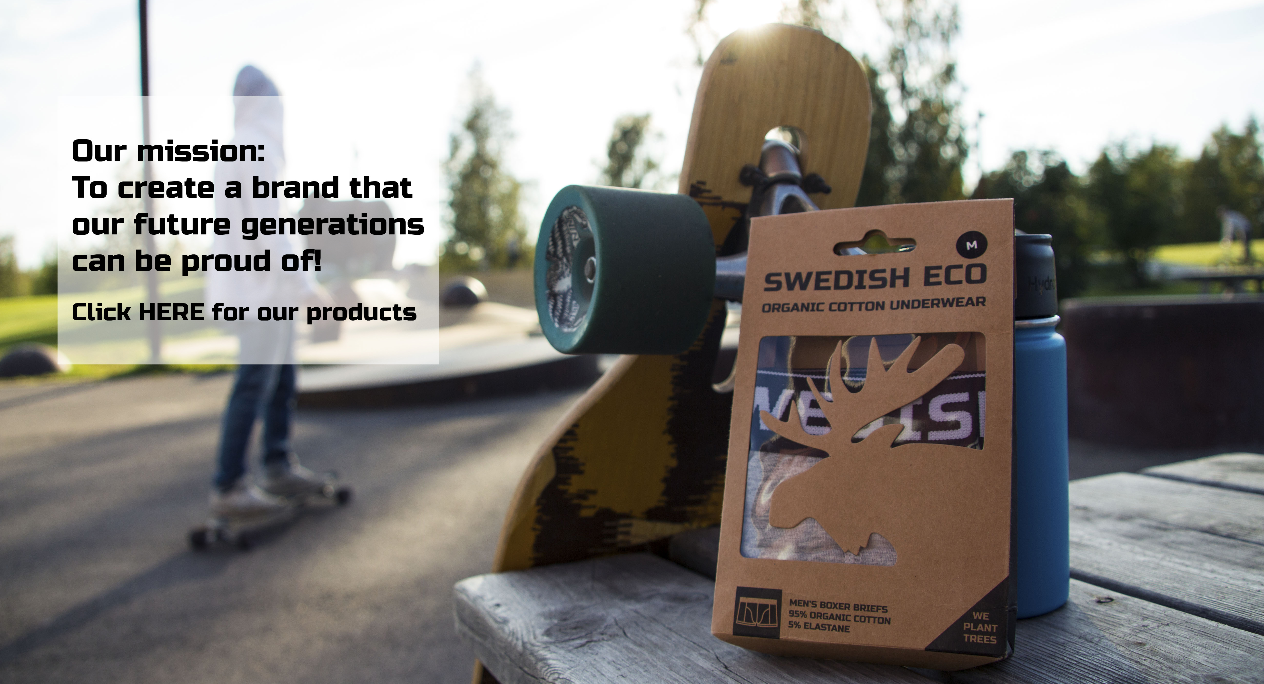 Swedish Eco framsida