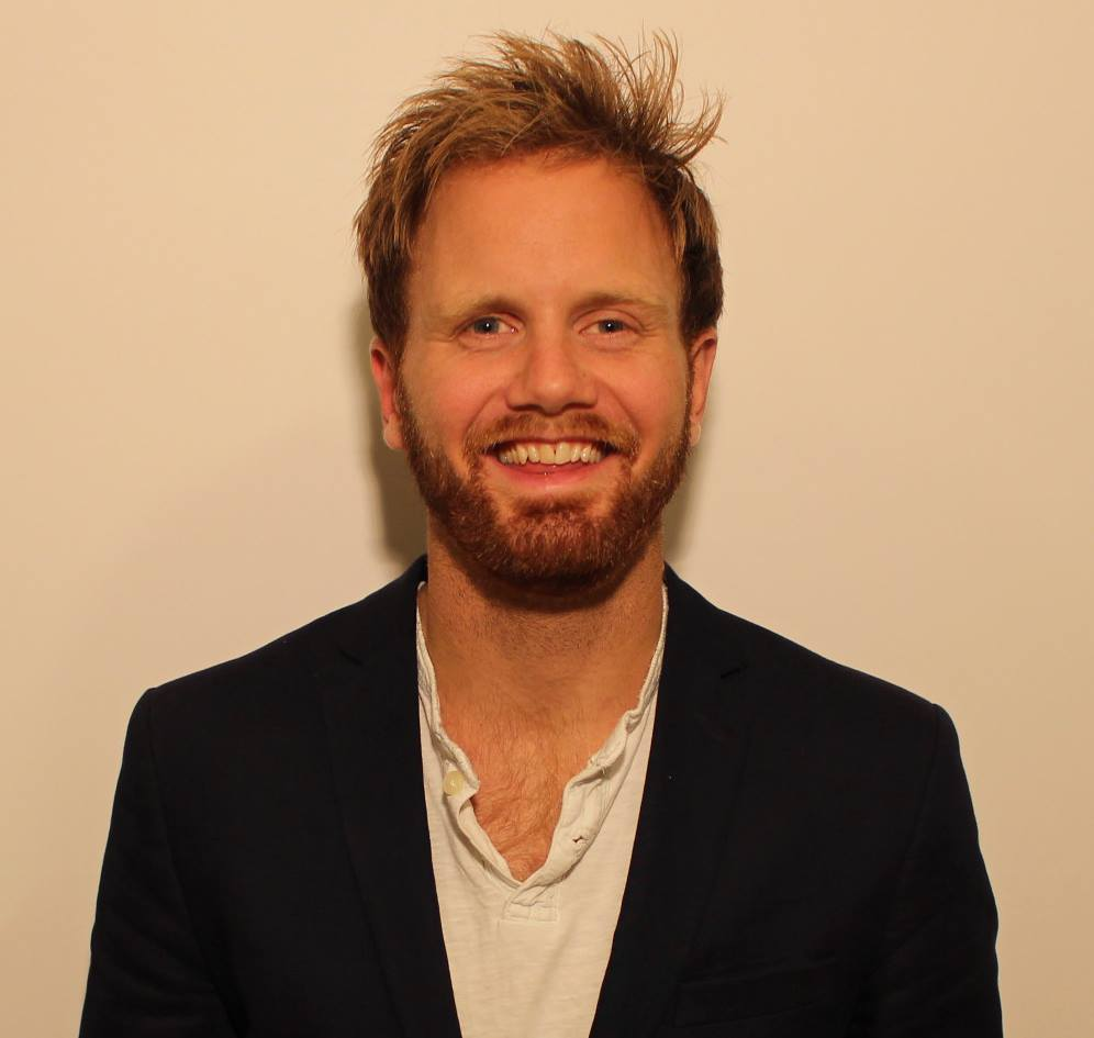 Erik Gustavsson - Cofounder and change maker Swedish Eco